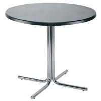 Основание для стола KARINA chrome