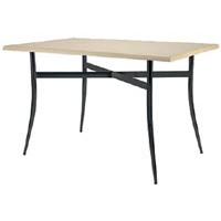 Основание для стола TRACY DUO black